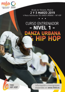 Danza Urbana   Hip Hop – FEBD 790980fd36e